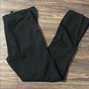 H&M black skinny trousers